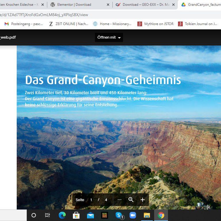 pdf geheimnis des grand canyon